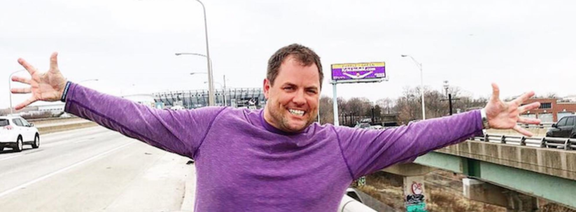 How an agent's Vikings billboard on Eagles turf paid off
