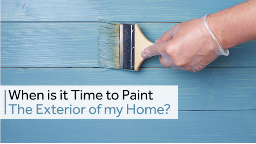 When is it Time to Paint your Charleston Home?